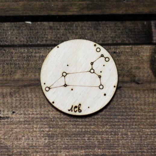 Знак зодиака ЛЕВ ZZ005