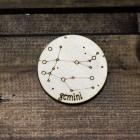 Знак зодиака БЛИЗНЕЦЫ ZZ015