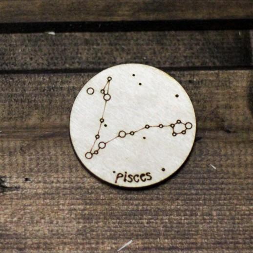 Знак зодиака РЫБЫ ZZ024