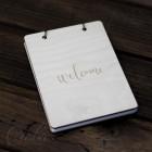 Блокнот Welcome B019