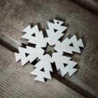 Игрушка Снежинка NY038
