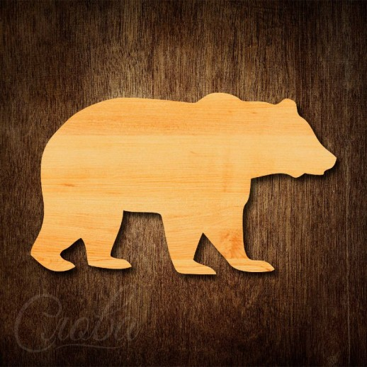 "Заготовка для творчества ""Медведь"" AN015"