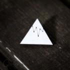 Значок Пирамида Z001