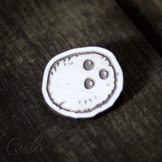 Значок Панда Z033