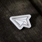 Значок Самолетик Z040