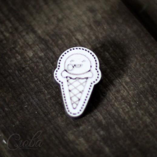 Значок Морожное Z062