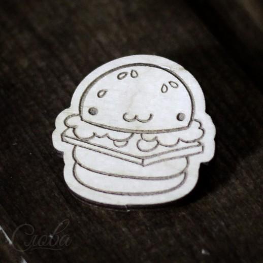 Значок Бургер Z079