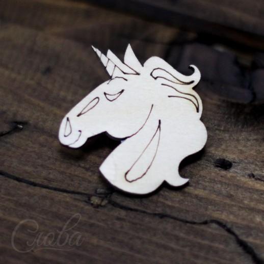 Значок Лошадь Z124